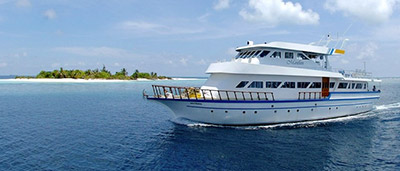 Maldives with Walker's Dive Charters