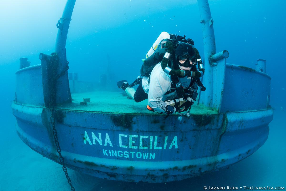 Ana Cecilia Ship Wreck